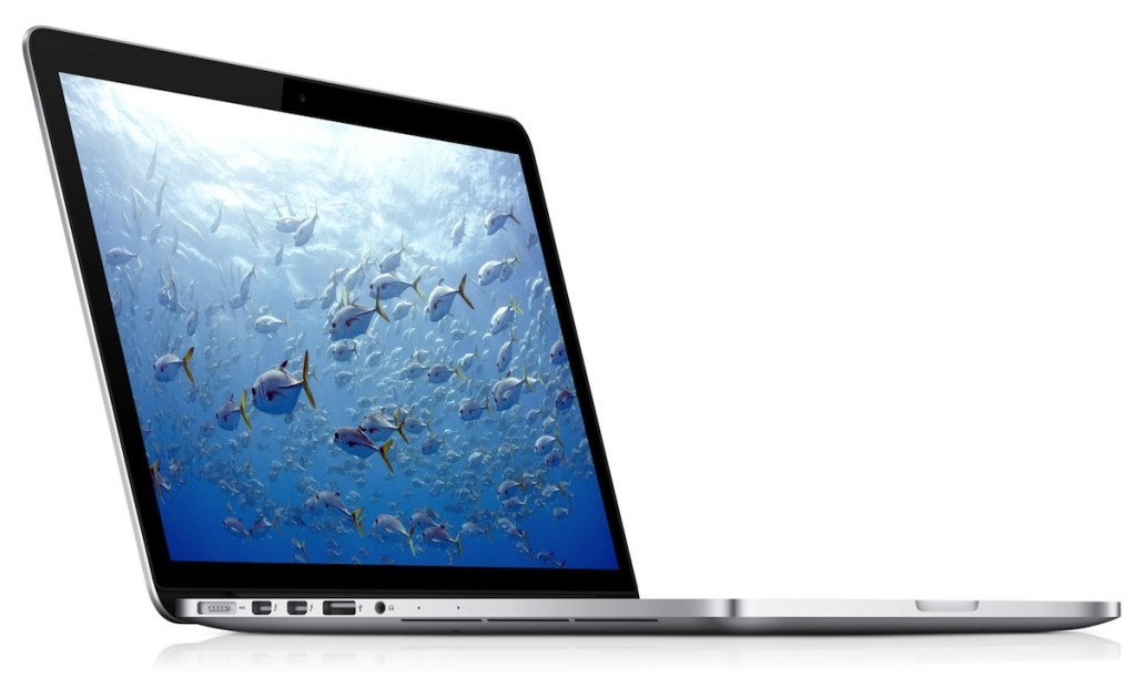"13"" Mac-book Pro Now with Retina Display – Introduced by Apple"