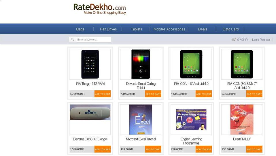 RateDekho