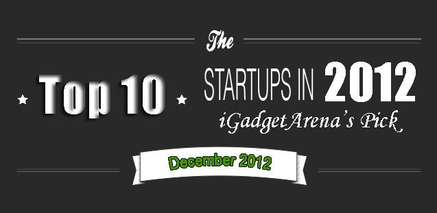 iGadgetArena's Picks: 10 Generous Startups