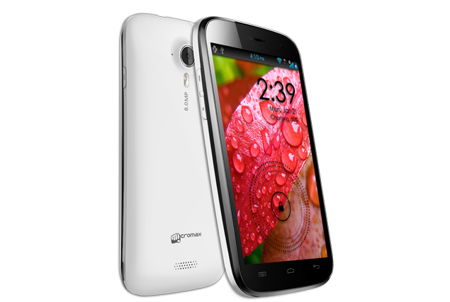 Micromax A116 Canvas 3 HD : Specifications Review