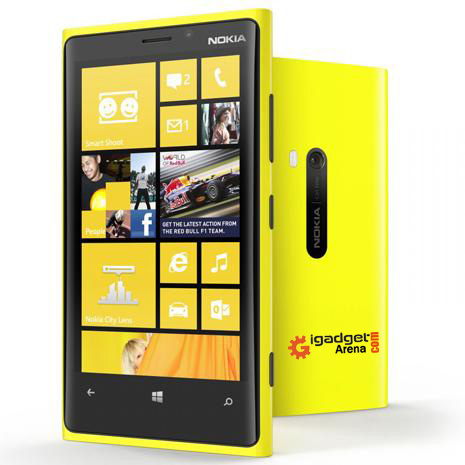 Nokia Lumia 920: A Review and Key Specification