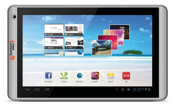 Videocon VT71 7-inch tablet with Android Ice Cream Sandwich OS @ online for Rs 4,799