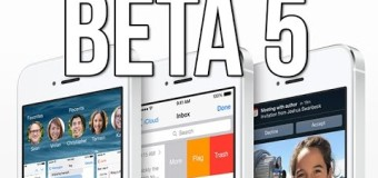 What are the main highlights of iOS 8 Beta 5
