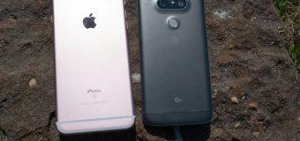 LG G6 VS Samsung Galaxy S8 VS iPhone 8/7S Plus