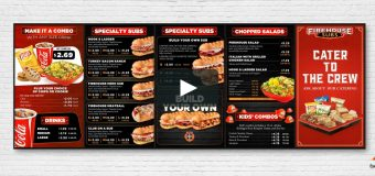 Choosing Versatile Digital Menu Board Designs- Tips and Tricks You Should Try!