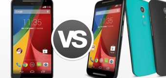 Moto X 3rd-gen Vs Moto X 2nd-gen: battle of the successor and the predecessor