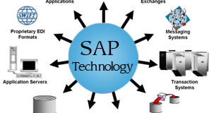 Use of SAP technology in Product Manufacturing system