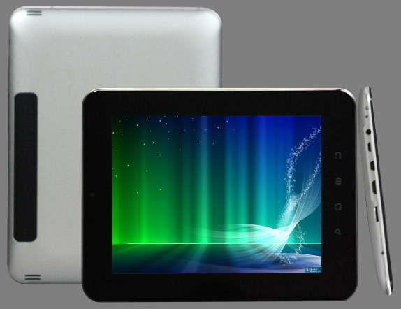 New Entrant in the Android Market – WishTel Launches Ira Icon MID M801 – 8 HD Tablet