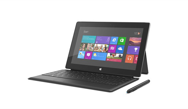 Microsoft Surface Windows 8 Pro Review