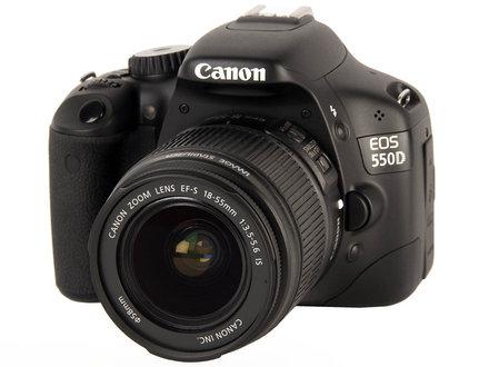 Canon EOS 550 D Review: New Era of APS-C format Digital SLR's