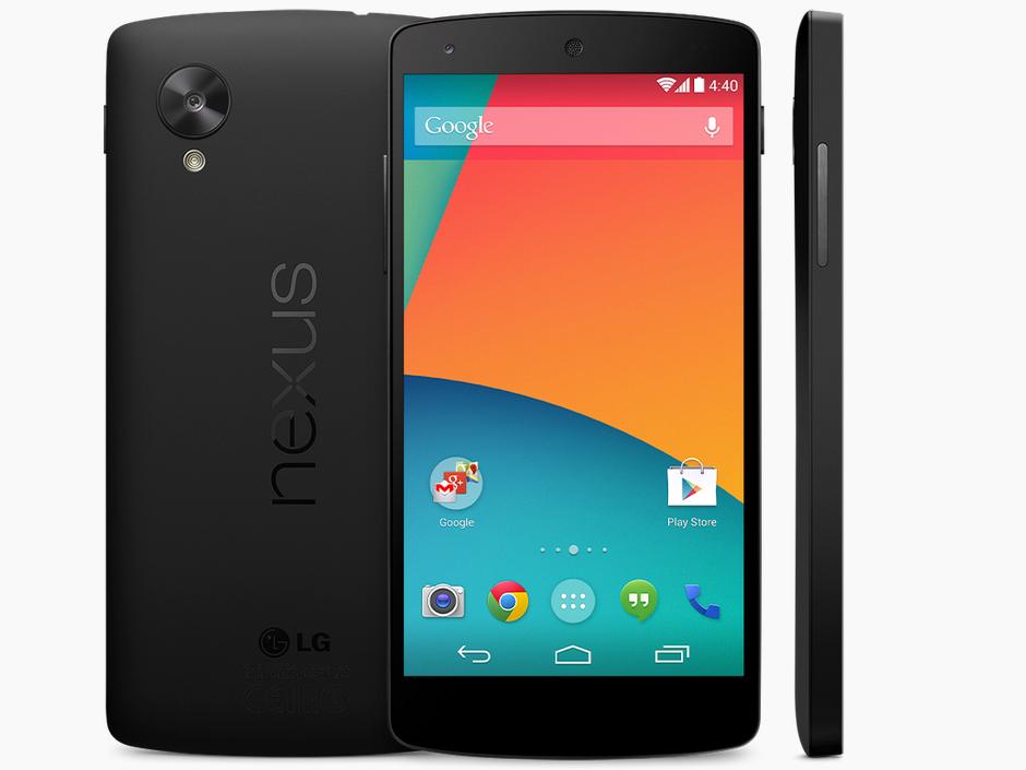 Google Nexus 5 Comes to India