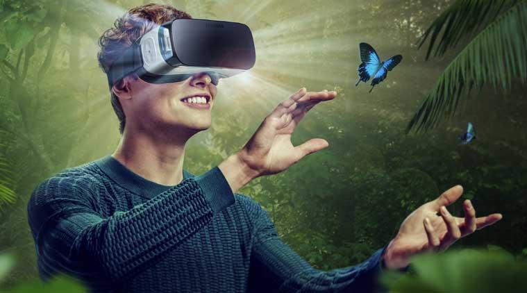 VR technology