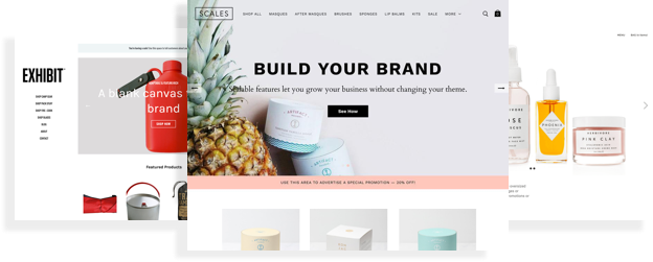 Design an E-Commerce Website