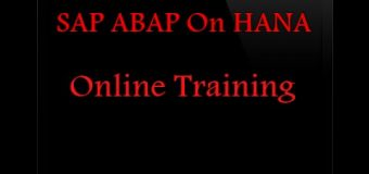 How to start your career as SAP ABAP consultant?