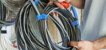 What are the Different Types of Electrical Wires used in Business?
